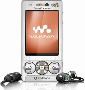 Sony Ericsson W715 Luxury