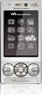 Sony Ericsson W705 Luxury